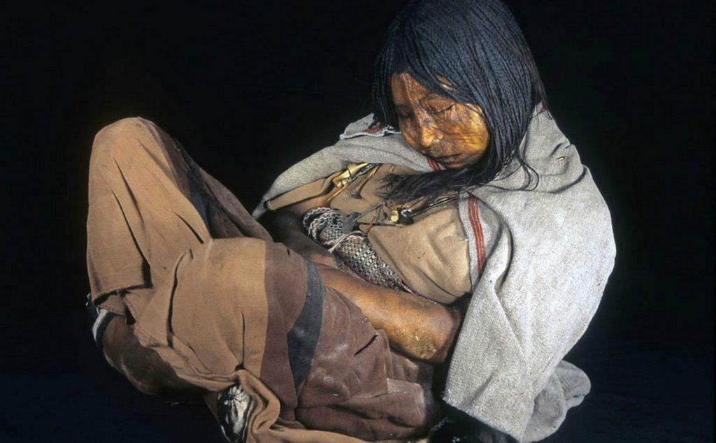 Индейская дева Донселла