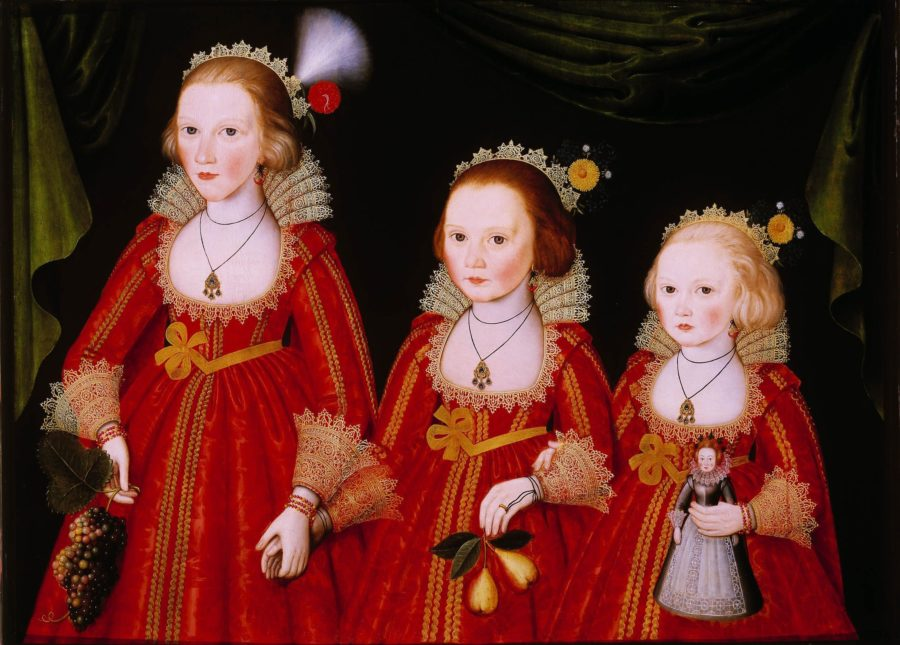 Рисунок детей средневековых художников