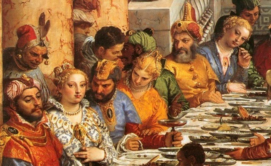 Салат появился в период Возрождения