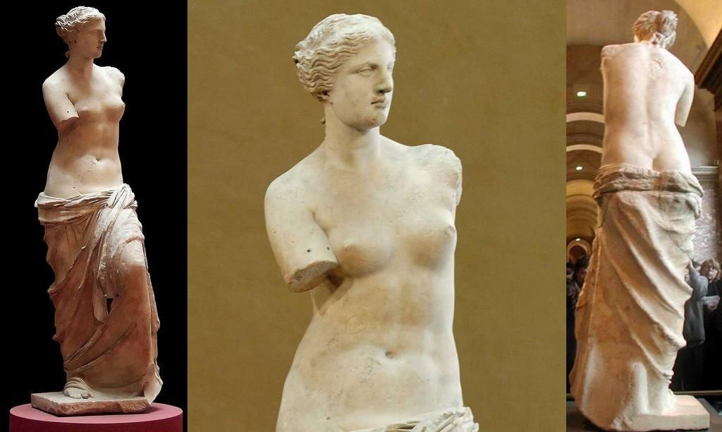 Загадка скульптуры Венеры Милосской