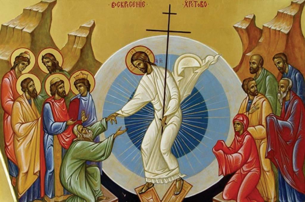 Значение красного цвета в христианстве
