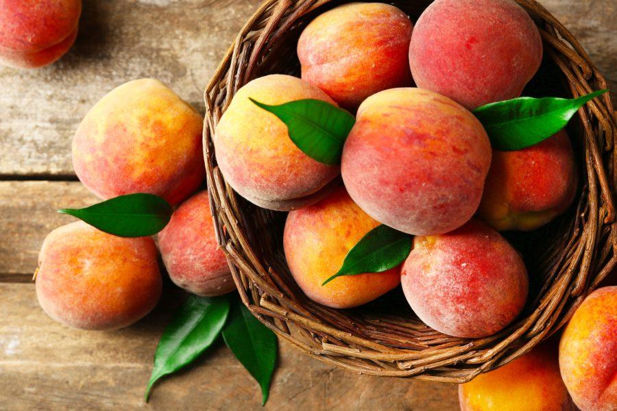 Персики полезны для здоровья