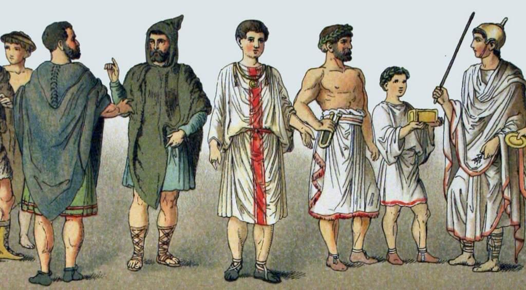 Римляне без штанов