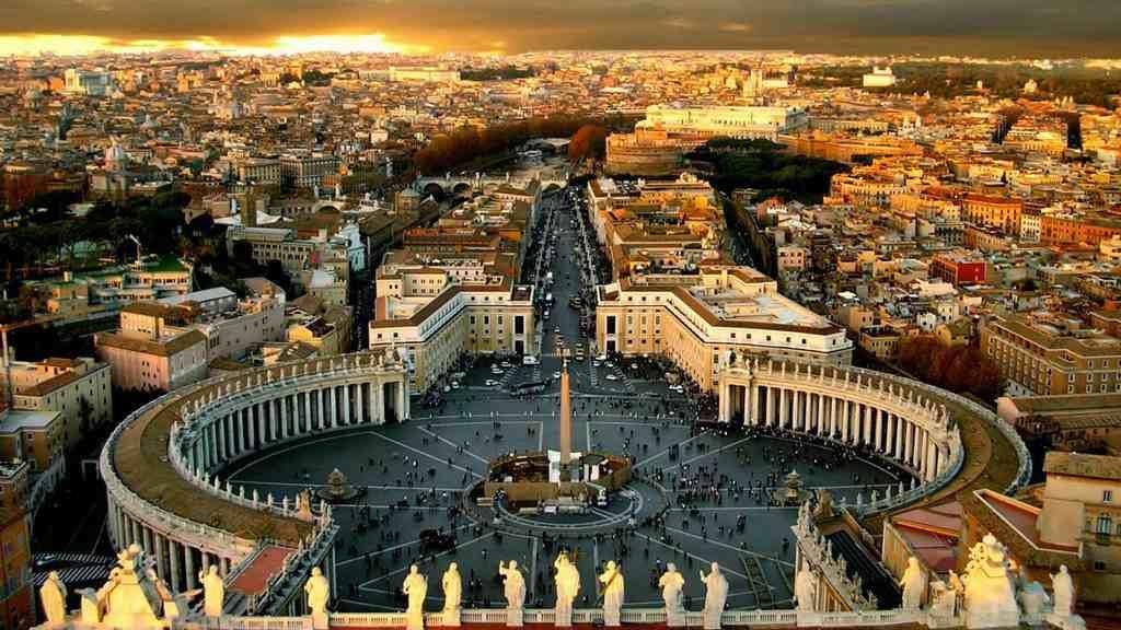 Современный Ватикан