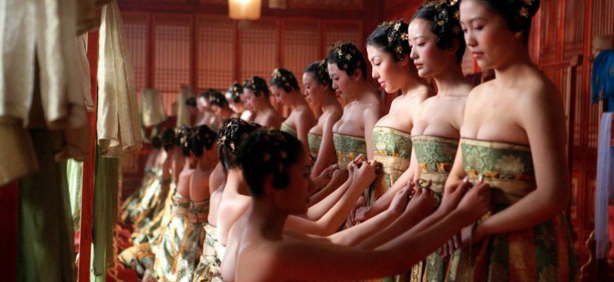 Гарем в Древнем Китае
