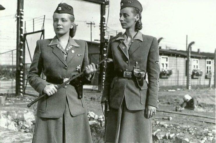 Женское подразделение нацистов