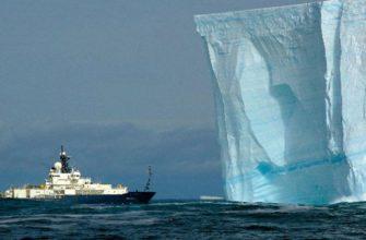 Буксировка айсбергов