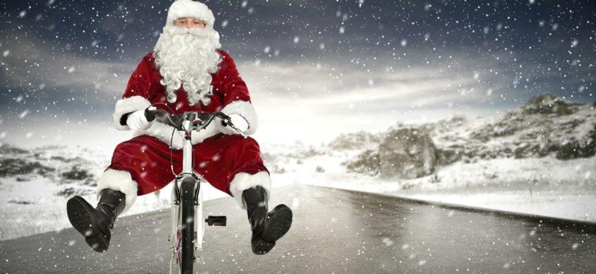 Эволюция Санта-Клауса