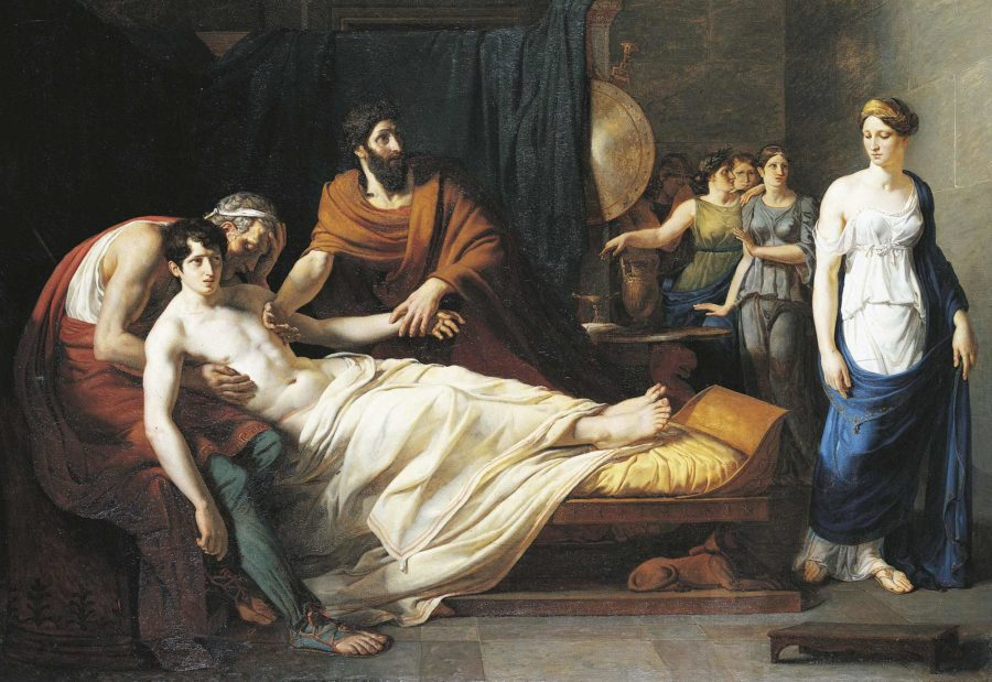 Древнегреческие врачи