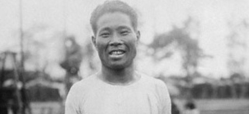 Японский атлет