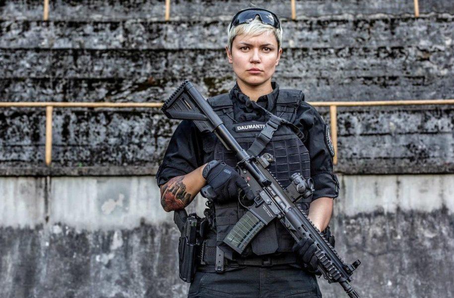 Симона Даумантене телохранитель