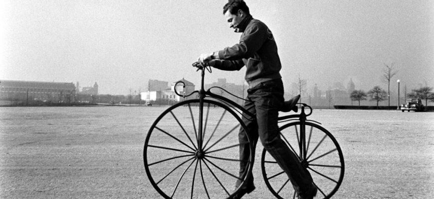Разный размер колес у велосипеда