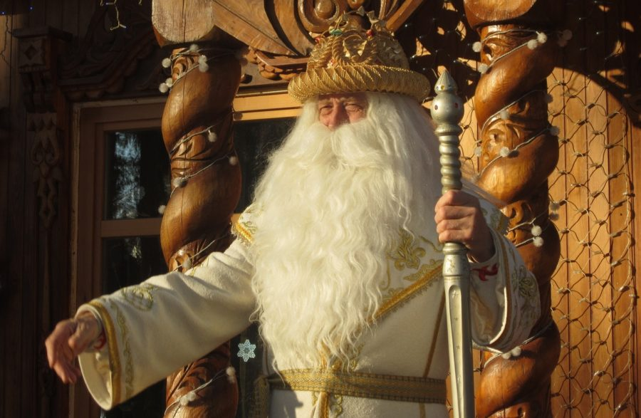 Дед Мороз Зюзя в Белоруссии