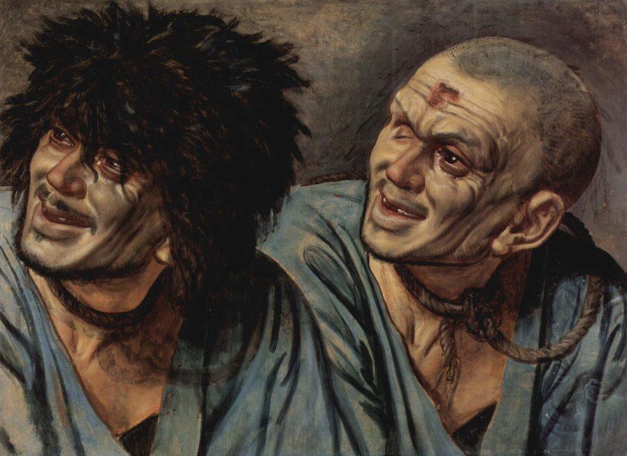 Клеймо на лбу раба в Древнем Риме