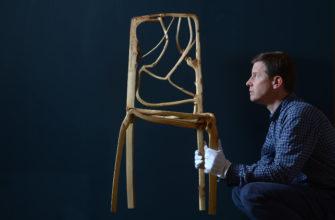Дизайнер из Британии выращивает мебель