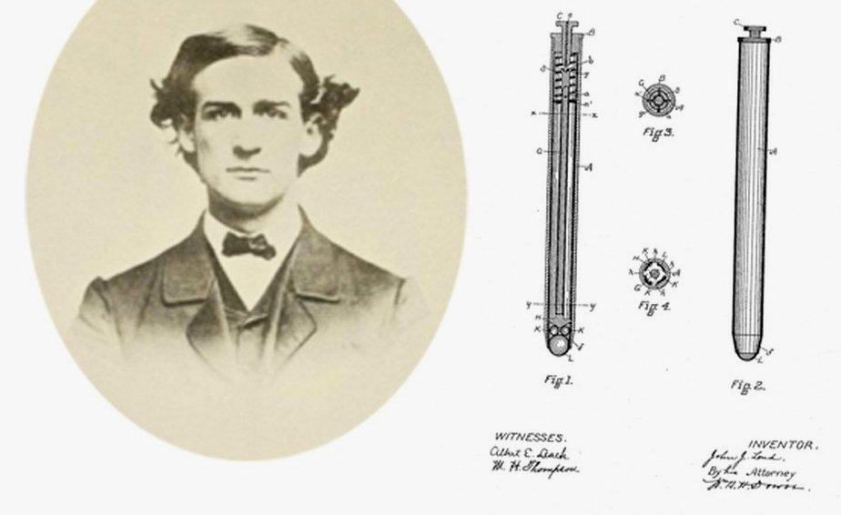 Джон Лауд изобретатель ручки
