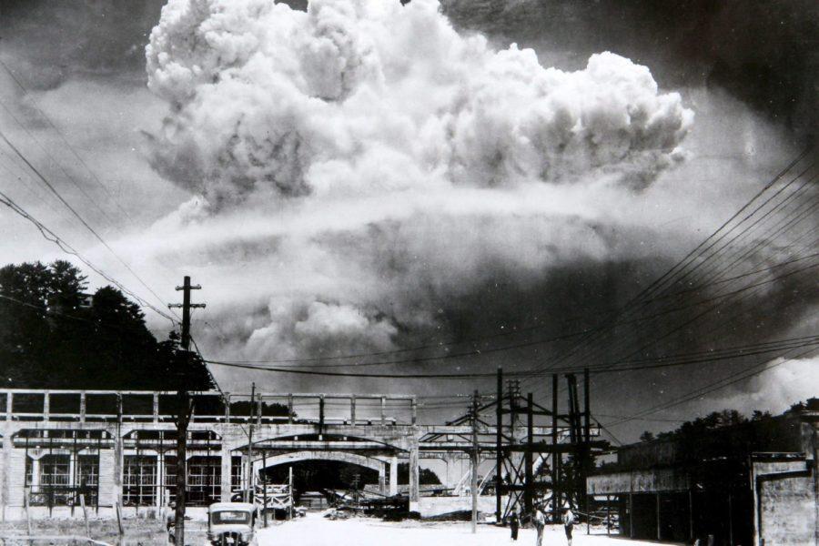 Хиросима ядерный взрав