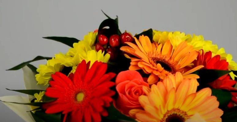 Букет доставка цветов