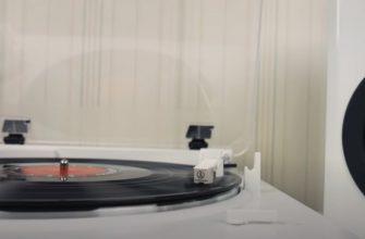 Как слушать виниловую пластинку