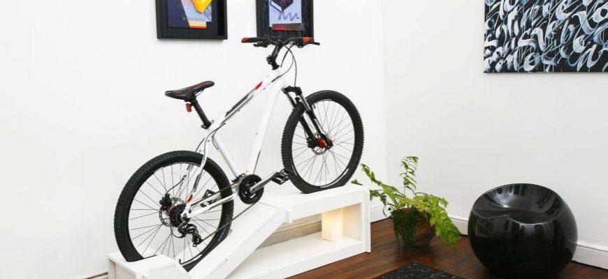 Выбираем, где хранить велосипед